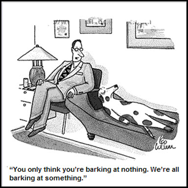 Couch Barking Absurdities