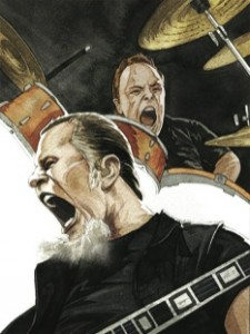 James Hetfield/Lars Ulrich